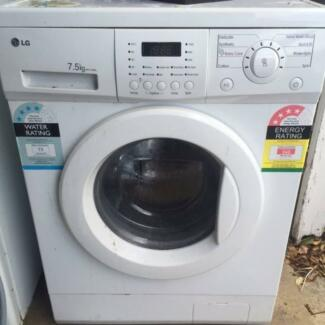 Lg Washing Machine (Not Working Parts Only) Freshwater Manly Area Preview