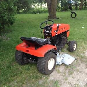 Vintage Ariens Riding Lawn Mower