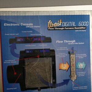 Furnace Humidifier - NEW IN BOX