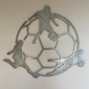 Attention All Soccer Fans -  One of a Kind Plaque