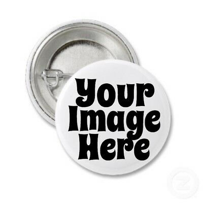 Custom 1.25 Inch Button Pin Any Image Joey Bag Of Buttons