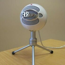 Blue Snowball Ice Version With Studio Arm