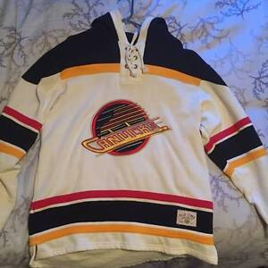 Jersey Old time Hockey CANUCKS
