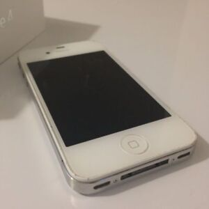 iPhone 5s  16gb, white, Bell / Virgin,