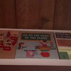 Go to the Head of the Class - Vintage Board Game West Island Greater Montréal image 2