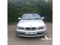 BMW 3 SERIES CONVERTIBLE 325 ci - FULL YEAR MOT and RECENTLY SERVICED