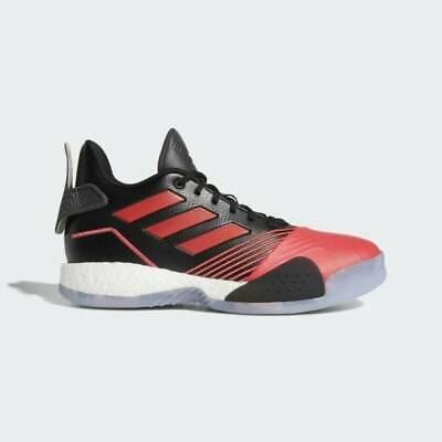 Adidas TMAC Millennium Men's Basketball Shoes Tracy McGrady Black/Red Size 8.5
