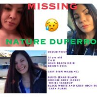 MISSING PERSON HELP FIND HER