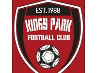 Kings Park Amateur Football Club looking for new players in a number of positions