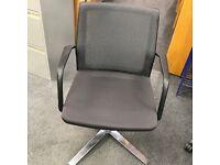 OrangeBox Swivel Meeting Chair
