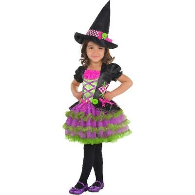 Stitch Witch Toddler 2 Piece Halloween Costume 2T (New with Tags)