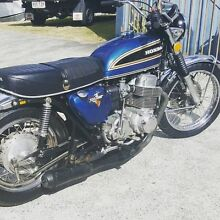 Honda CB750 Bondi Eastern Suburbs Preview