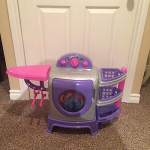 Toy Laundry Machine