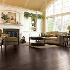 floor sanding  and finishing. 4383461770 West Island Greater Montréal image 1