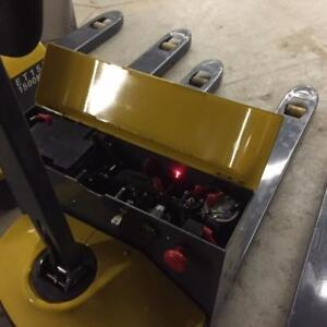 POWER PALLET TRUCK - 3300lb cap. A NEW ATF/ Vimar product