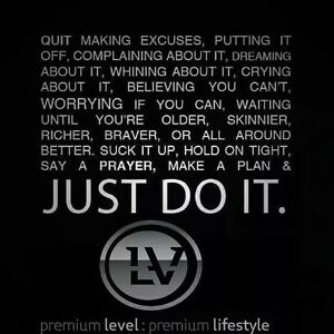 Don't just survive...Thrive!!! Le-Vel