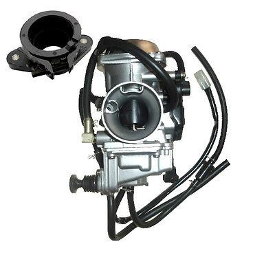 Honda TRX 350 ES Rancher Carb/Carburetor 2004 2005 2006 TE/TM/FE/FM INTAKE NEW