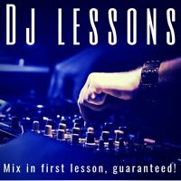 DJ LESSONS - Mix in 1 hour!