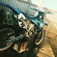 Yzf250 swap for a manual car/ute or $$$$ Point Cook Wyndham Area Preview