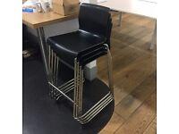 4 bar stools - free
