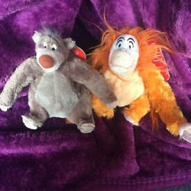 Disney The Jungle book plush