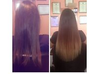 Russian Hair Extension SALE - 20% OFF for limited time only.
