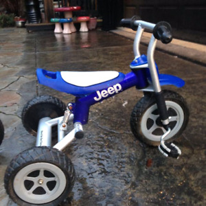 Jeep Tricycle