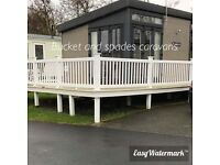 Balckpool Marton Mere family' Caravan holidays book with genuine letting agent
