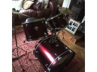 Mapex Tornado Drum Kit for Sale - Ideal for beginners