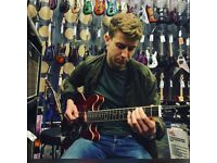 Experienced Musician offering Guitar Lessons