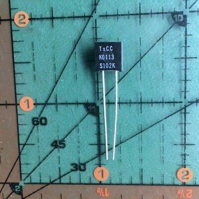 Vishay Precision Foil Resistor 250 Ohm 0.1 S102k Y0062250r000b0l Radial New X1