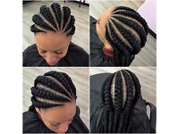 Islington( North London) Hairdresser Weave sew-in/ Frontal Sew-in/Box Braids/Canerows/Crochet braids