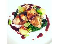 Part Time Commis Chef Required at Field Restaurant (Southside)