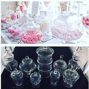 9 Piece Candy Buffet $30 Hire Dernancourt Tea Tree Gully Area Preview