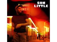 4x Son Little tickets for Tuesday 5th December @ Omeara