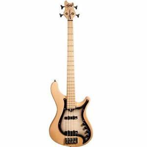 Brubaker JJX-4 Bass Natural * NEUF * EXCELLENT PRIX * VENEZ NOUS VOIR EN MAGASIN **