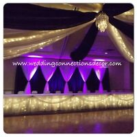 Wedding Reception Decor Specialist - Norfolk and Area