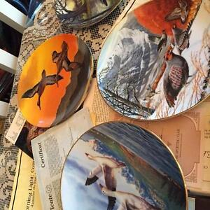 COLLECTIBLE PLATES WITH BIRDS Regina Regina Area image 3