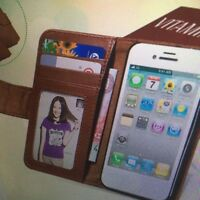 Iphone 5s phone case/wallet