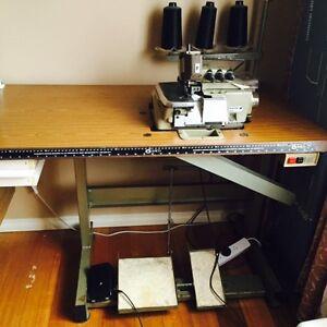 PEGASUS OVERLOCKER MODEL U52 sewing machine Clayton South Kingston Area Preview