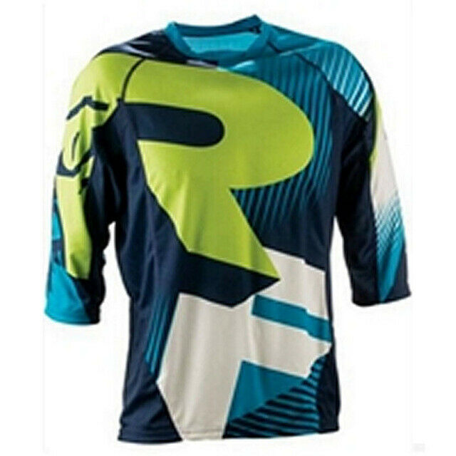DH Short Sleeve Jersey Men Speed Surrender Downhill Offroad cycling mtb moutains