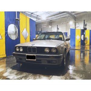 1990 BMW 3-Series Coupe (2 door)