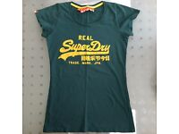 Superdry T-Sirt - Size 8 (small)
