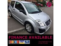 REDUCED TODAY!! Citroen C2 DIESL 1.4 HDi 3dr - 2 Owners - NEW MOT + Free WARRANTY