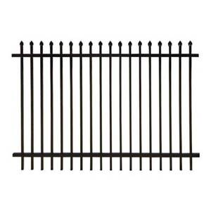 Spiked Top Security Fence Heavy Duty Powder Coated Laverton Wyndham Area Preview