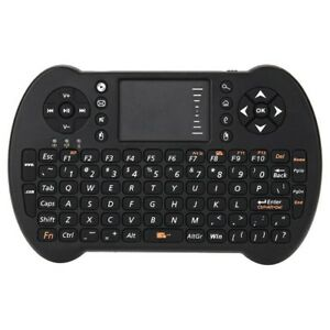 VIBOTON - S501 2.4GHz QWERTY Keyboard Air Mouse Combo