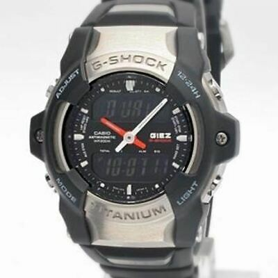 Rare Vintage Casio G-shock Titanium Limited Edition GIEZ GS-300