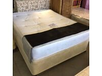 5' kingsize divan bed