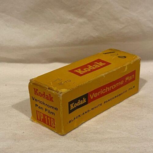 Kodak Verichrome Pan VP 118 Film - In Sealed Box - Expired December 1961