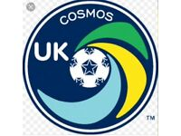Looking for players Cosmos Sunday and Saturdays